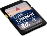 Kingston 32GB SD-kort (Class 4)
