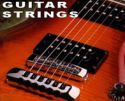 Musikinstrumenter, Guitarstrenge komplet standard sæt - Western Guitar