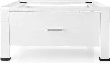 Nedis Sokkel til vaskemaskine/tørretumbler | Skuffe | 30 cm, WAST130WT