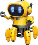 "<span class=""c9"">Velleman -</span> KSR18 TOBBIE Robotkit (byggesæt)"