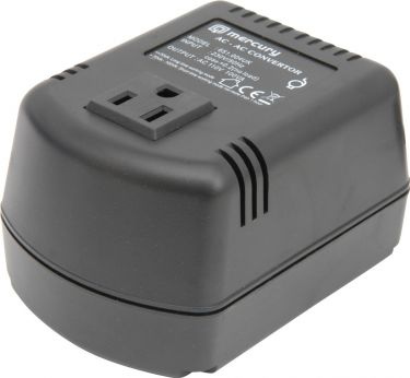 Step down voltage converter 240V - 120V 100W