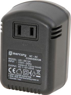 Plug-in autotrafo 230-115V/45VA