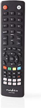 Nedis Universalfjernbetjening | Forudprogrammeret | Styrer 8 enheder, TVRC2180BK
