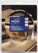 "<span class=""c10"">VelLight -</span> LED stripsæt (IP61) 300 Varm Hvid LED m. strømfors. (5m)"