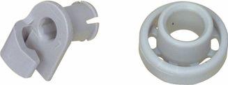 Kurvhjul til opvaskemaskine Siemens m.fl. 424717 (1 stk.)