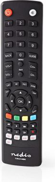 Nedis Universal Remote Control | Pre-programmed | Control 4 Devices, TVRC2140BK
