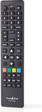 Nedis Universal Remote Control | PC programmable | Control 2 Devices, TVRC1120BK