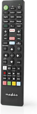Nedis Replacement Remote Control | Sony TV | Ready to Use, TVRC41SOBK