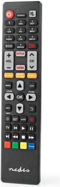 Nedis Reservefjernbetjening | Til TCL/Thomson-tv | Klar til brug, TVRC40TCBK