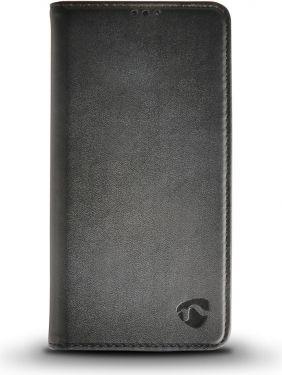 Nedis Gel-Lommebogsetui til Huawei Nova 4 | Sort, SWB30026BK