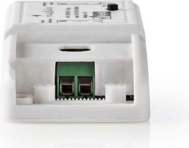 Nedis Wi-Fi Smart Switch | Circuit Breaker | In-Line | 10 A, WIFIPS10WT