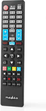 Nedis Replacement Remote Control | LG TV | Ready to Use, TVRC41LGBK