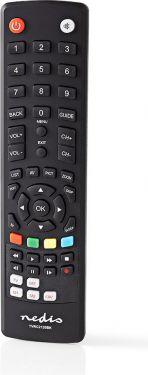 Nedis Universalfjernbetjening | Forudprogrammeret | Styrer 2 enheder, TVRC2120BK