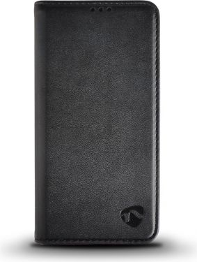 Nedis Wallet Book for Samsung Galaxy S10 | Black, SWB10017BK