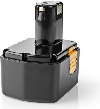 Nedis Power Tool Battery   Ni-MH   14.4 V   3.3 Ah   47.52 Wh   Replacement for Hitachi, P3AH3HI14V4