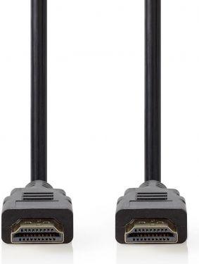 Nedis Premium High Speed HDMI™-kabel med Ethernet | HDMI™-stik - HDMI™-stik | 1,50 m | Sort, CVGP340