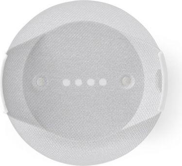 Nedis Speaker Wall Mount   Google Home Mini   Fixed, SPMT4000WT