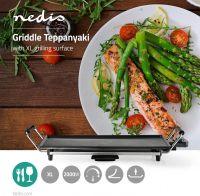 Nedis Teppanyaki-stegepande | 50 cm, FCTE110EBK50