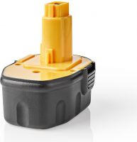 Nedis Power Tool Battery | Ni-MH | 14.4 V | 3.3 Ah | 47.52 Wh | Replacement for Dewalt, P3AH3DW14V40