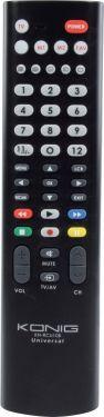König Preprogrammed Remote Control 1:1 Universal, KN-RCU10B