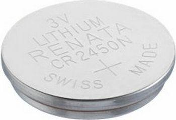Renata CR2450N Lithium knapcelle 3V / 540mAh (1 stk.)