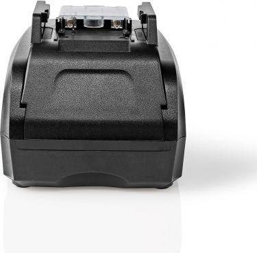 Nedis Oplader til elværktøj | Batterioutput 18 V | Makita, Maktec, PTCM010FBK