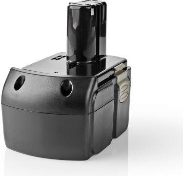Nedis Power Tool Battery   Li-Ion   18 V   4 Ah   72 Wh   Replacement for Hitachi, P4AHHI18V01