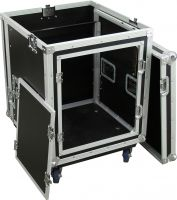 Roadinger Special Combo Case Pro, 8U with wheels