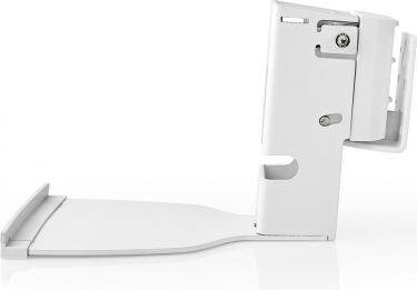 Nedis Speaker Wall Mount   For Sonos® PLAY:5-Gen2™   Tiltable and Rotatable   Max. 7 kg, SPMT5500WT