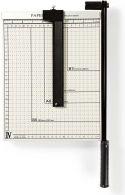 Nedis Paper Cutting Machine | A4 Size | Metal Blade, PACU110A4