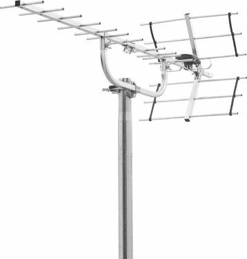 Triax DVB-T/T2 Outdoor Antenna 14 dB UHF, 105430