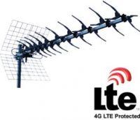 UHF antenne 10 elementer, 12db forstærkning (TV/DVB-T)