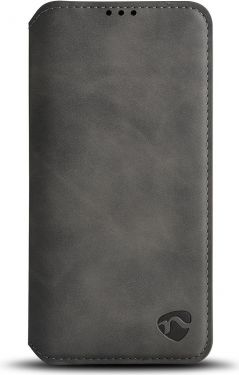 Nedis Soft Wallet Book for Samsung Galaxy A10   Black, SSW10018BK