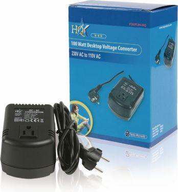 HQ Power Converter 230 VAC - AC 110 V 0.9 A, P.SUP.34-HQ