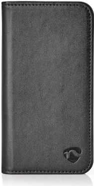 Nedis Wallet Book for Huawei P20 Lite / Nova 3 | Black, SWB30010BK