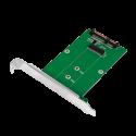 "<span class=""c9"">LogiLink -</span> SATA til M.2 SATA SSD adapter"