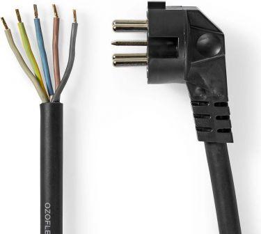 Nedis Power Cord   Perilex Plug   1.50 m, STPC110PBK15