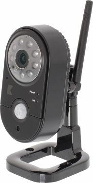 König 2,4 Ghz Trådløs Kamera Indendørs VGA Sort, SAS-TRCAM20