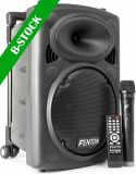 "FPS10 Portable Sound System 10"" BT/VHF/IRC ""B-STOCK"""