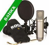 """Røde NT1A mikrofonsæt m/popfilter, ophæng og kabel """"B-STOCK"""""""