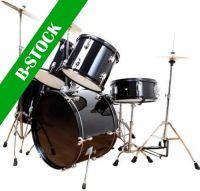"DW Audio Standard trommesæt, 5 trommer / sort ""B-STOCK"""