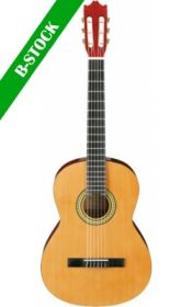"""DW Audio Spansk Akustisk Guitar 30"""" Junior/børnestørrelse """"B-STOCK"""""""