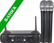 "STWM712, VHF Microphone System 2 ch. ""B-STOCK"""