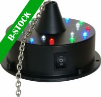 "Batt. Mirrorball Motor with 18 LED ""B-STOCK"""