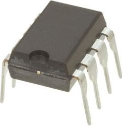 93C56B EEPROM Microwire 128x16bit 4,5-5,5V 2MHz (DIP8)
