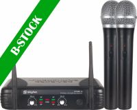 "STWM712, VHF Microphone System 2 ch. ""B-STOCK"""