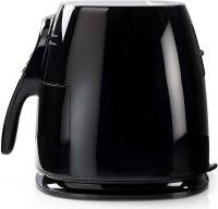 Nedis Digital Hot Air Fryer | 3 liter | 60-minute timer | 6 forudindstillede programmer, KAAF111EBK