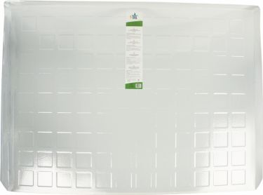 HQ Drip Tray Fridge/Freezer 89 cm Transparent, W9-20568N