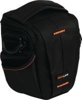 Camlink Camera Hylster Taske 128 x 133 x 70 mm Sort/Orange, CL-CB30