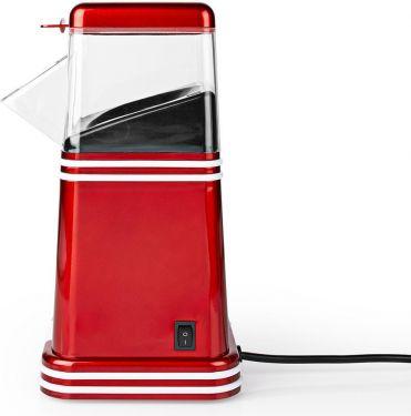 Nedis Popcorn Machine   Hot Air   1200 W, FCPC100RD